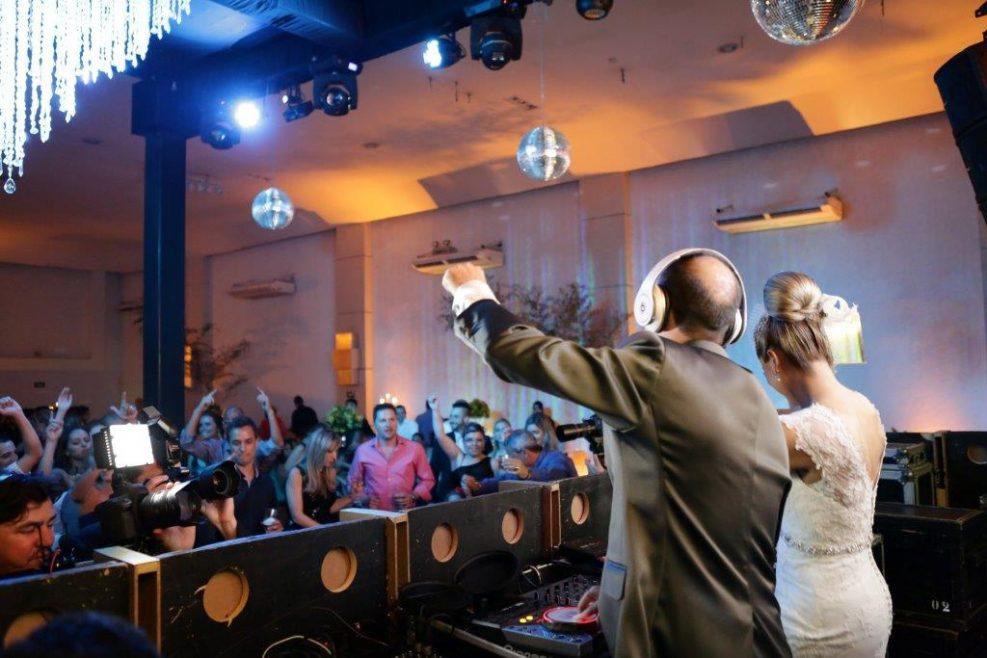 Músicas para festa de casamento